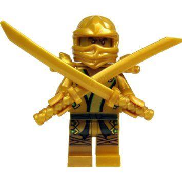 Worksheet. Lego ninjago gold lloyd minifigure golden dragon sword ninja