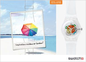 Swatch - Classic Collection - Random Ghost