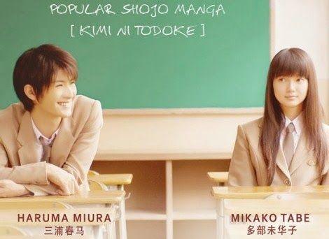 Download Live Action Movie Kimi Ni Todoke BluRay Subtitle