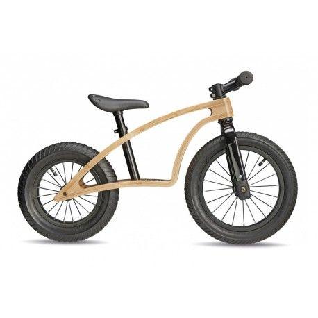 Bicicleta sin pedales Evo Madera                                                                                                                                                                                 Más
