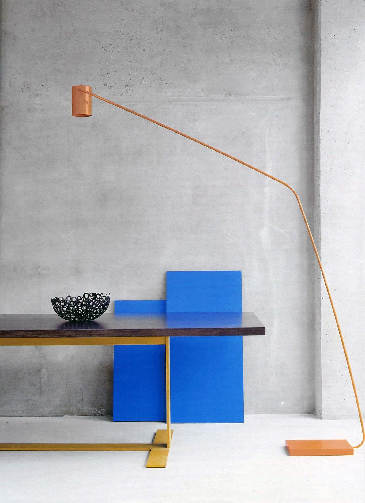 E.T. lampada da terra ad arco, floor arc lamp | spHaus outlet mobili ...