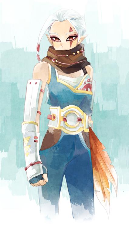 Hyrule Warriors - Impa