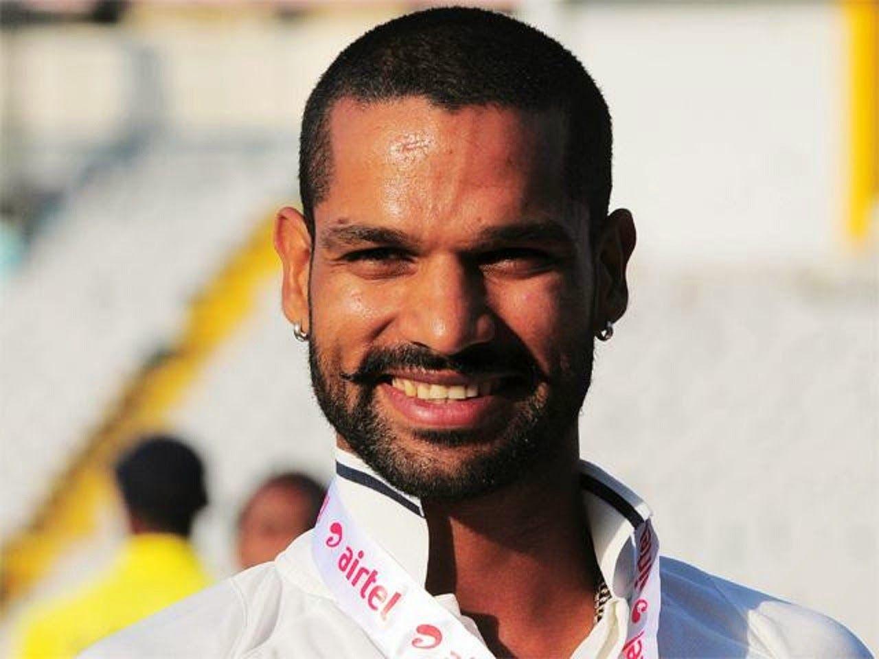 Pin By Bhumika Juyal On Mobile Wallpapers Shikhar Dhawan Latest Sports News Cricket