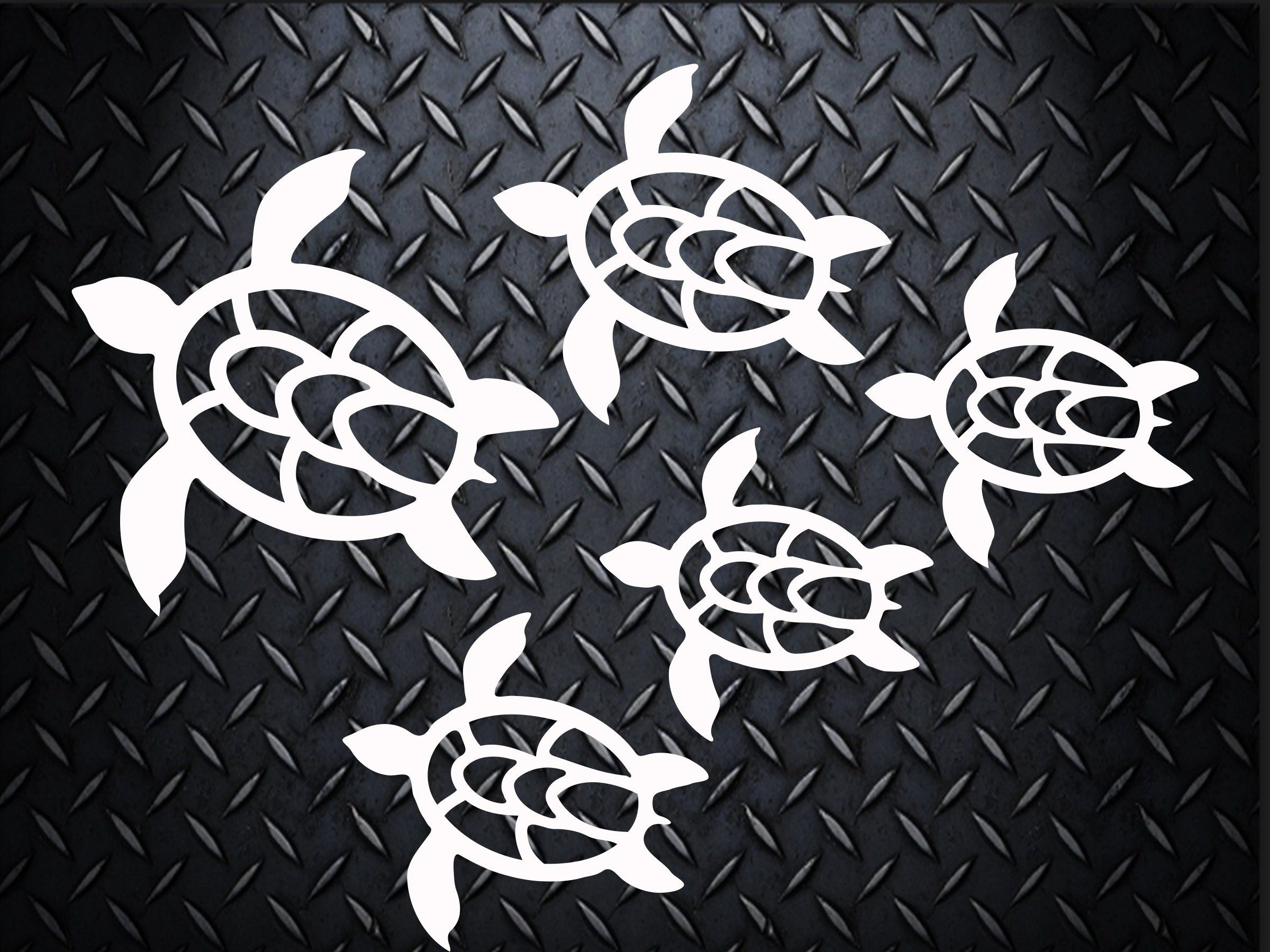 Hawaii Sea Turtle Family Decal 7 Inches By Veiledtrove On Etsy Trees Tree Wolves Wolftattoo Tatto Family Car Stickers Family Decals Cool Car Accessories [ 1800 x 2400 Pixel ]