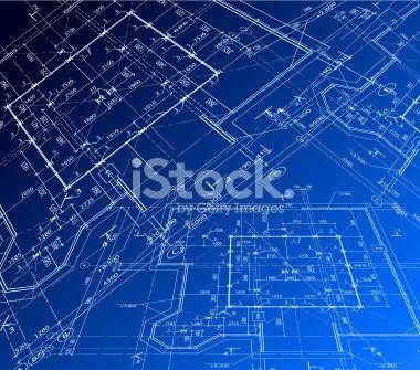Vector blueprint background art illustration vector art free vector blueprint royalty free stock vector art illustration malvernweather Image collections