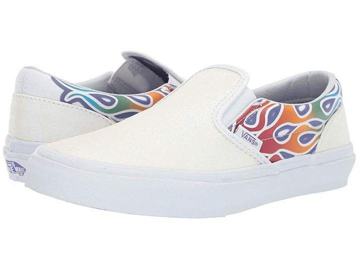 ad4dd0c38a9f79 Vans Kids Classic Slip-On (Little Kid Big Kid) in 2019