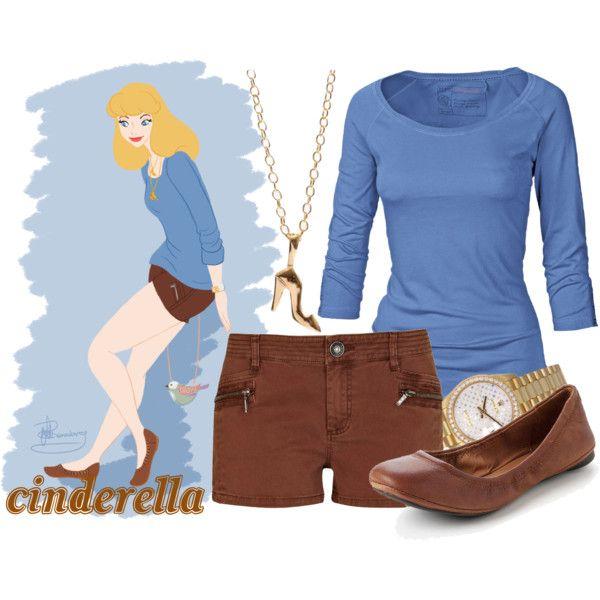 """Cinderella"" by katcat17 on Polyvore"