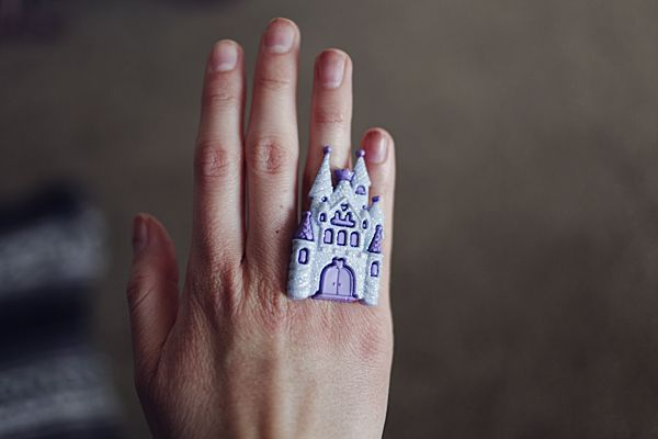 Sienna's Confectionery | Fairy Tale Castle Ring | Online Store Powered by Storenvy