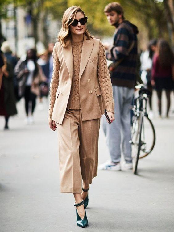 Olivia Palermo At Paris Fashion Week II