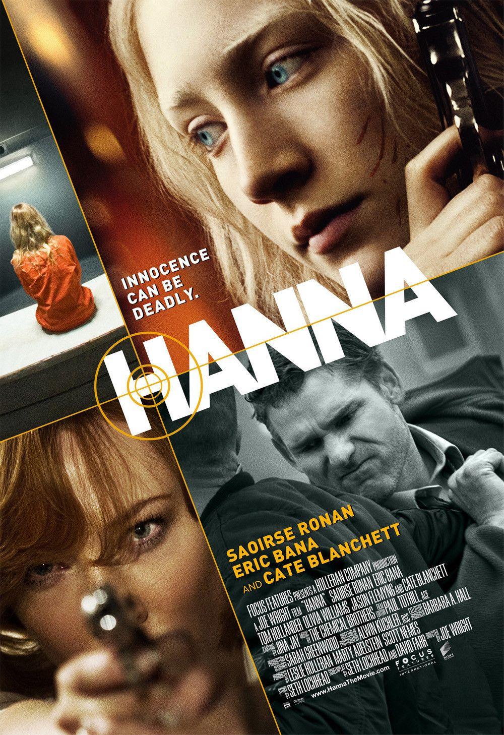 Hanna 2011 Cartazes De Cinema Filmes Assistir Filme