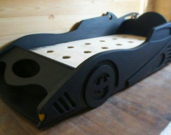 Diy Plans Twin Printed Batman Car Bed Plans By Friendbeworkshop