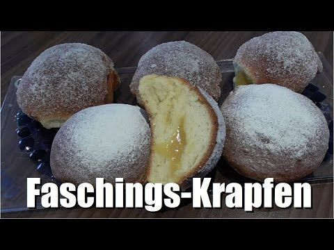Vorwerk Thermomix® TM5   + Faschings - Krapfen + - YouTube