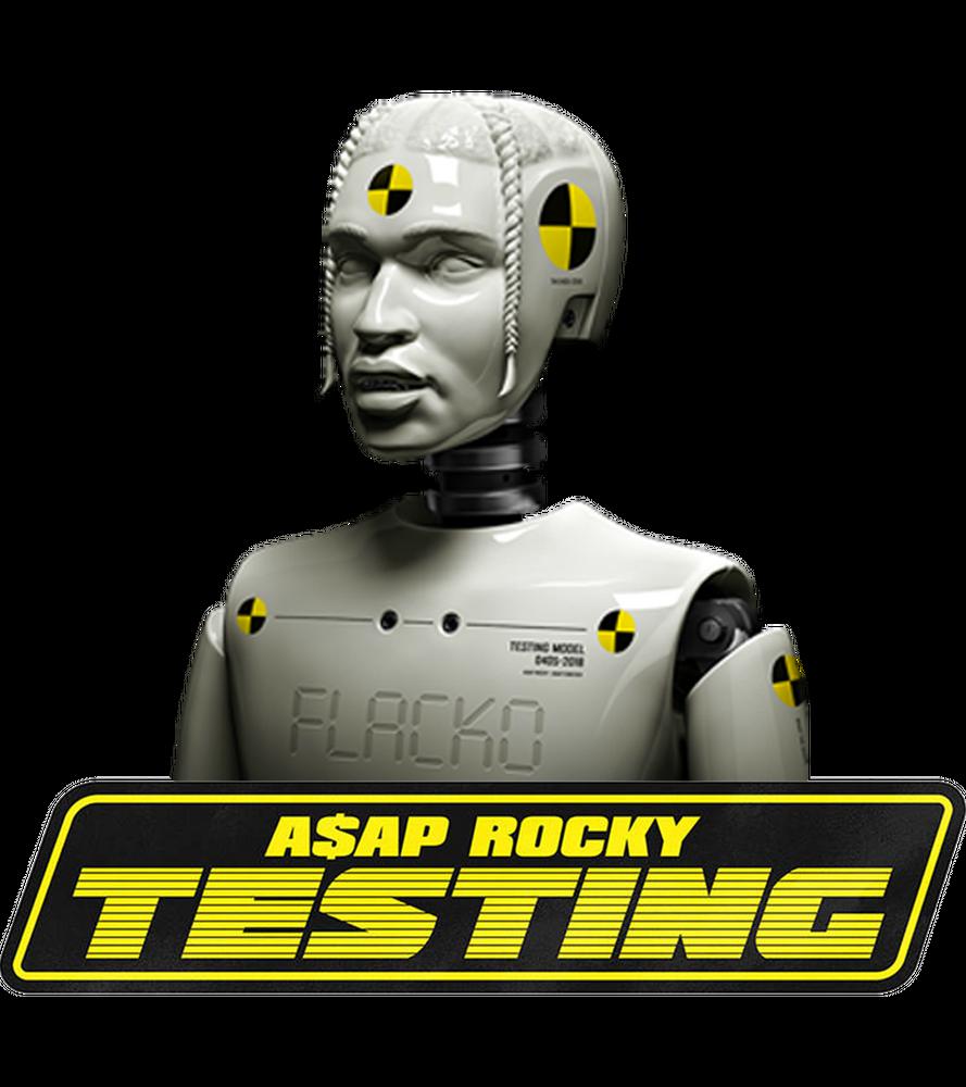 Testing Asap Rocky Art Print By Jacksearle X Small In 2021 Asap Rocky Asap Rocky Wallpaper Asap Rocky Wallpaper Iphone