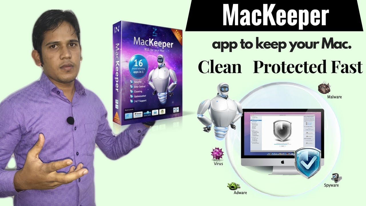 What is 'MacKeeper' and why you should Download it