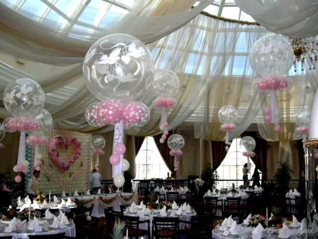Как украсить зал на свадьбу своими руками, фото, сколько стоит