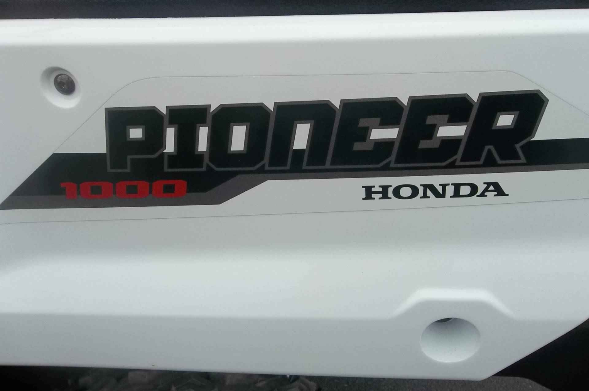 "New 2016 Honda Pioneerâ""¢ 1000 EPS ATVs For Sale in West Virginia. The outdoors is meant to be explored. The highest hills, the deepest canyons, and the farthest reaches of the forests all lie in wait. And now, we bring you an entirely new vehicle that can get you there. The all-new Pioneer 1000 is the world's preeminent side-by-side, both in the Honda lineup, and the industry. Built around a class-leading 999 cc twin-cylinder engine, it can haul up to 1,000 pounds and can tow a full ton…"