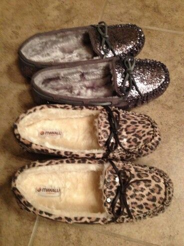 cb25f9bd34ff8 Makalu leopard and sequin moccasins | Shoes | Shoes, Moccasins, Flats