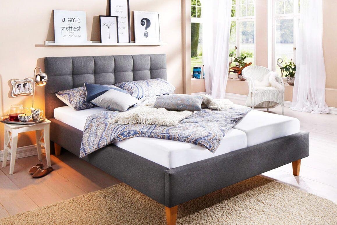 Schlafzimmer Deko Hinterm Bett Upholstered Beds Bedroom Furniture Guest Bedroom Design