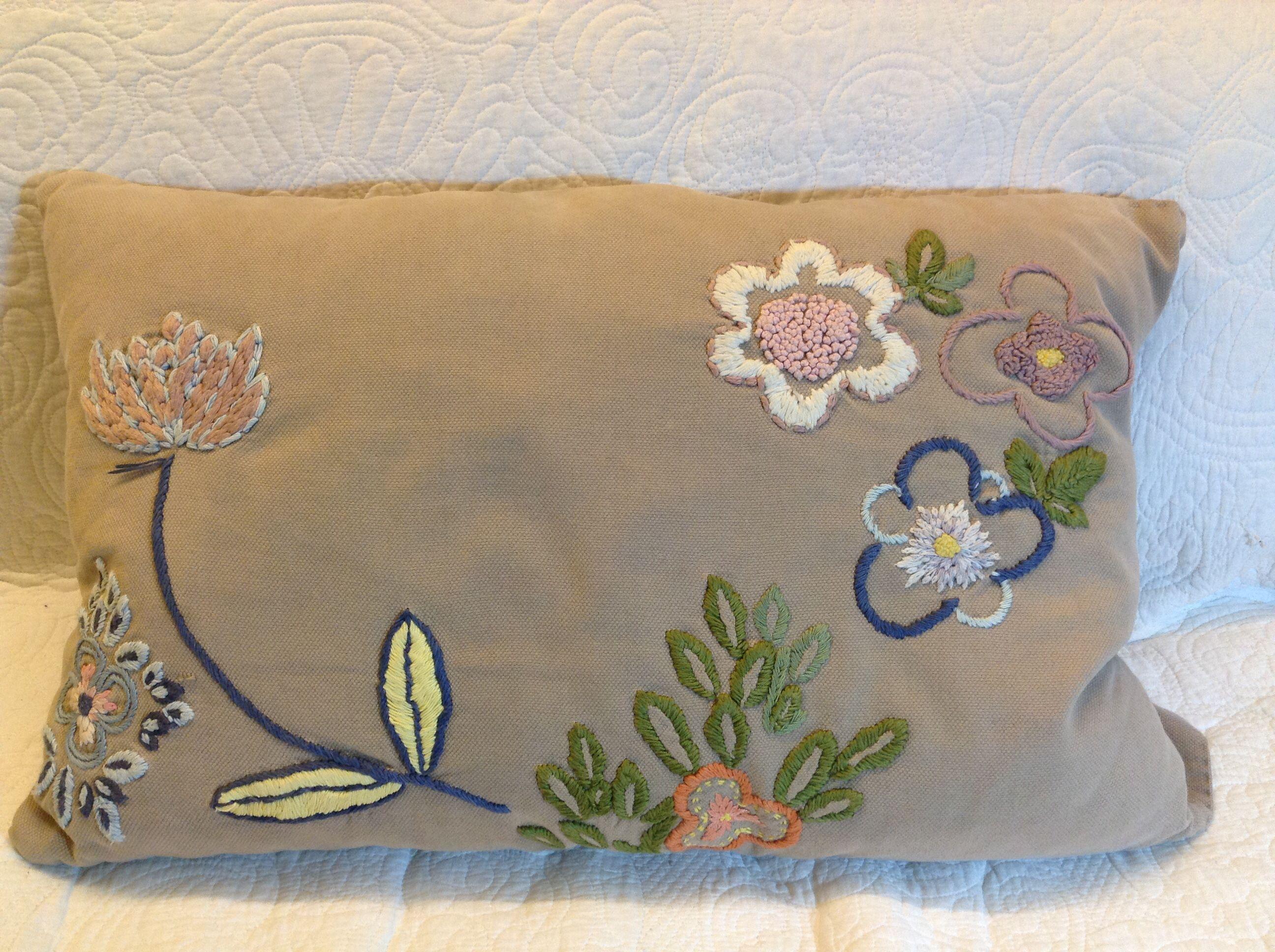 My hand cushion