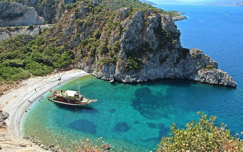 Dilek Yarımadası - Büyük Menderes Deltası Milli Parkı, Aydın'ın Kuşadası ve  Söke ilçeleri arasında yer alıyor | Geziler, Seyahat, Turizm