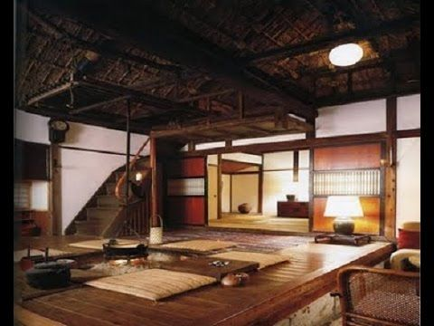 Awesome Japanese Traditional House Interior Design - Pure and Peacefull .