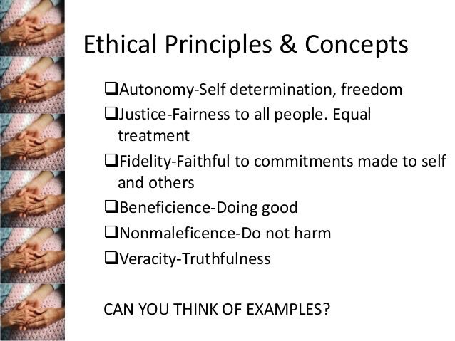 ethical principles in nursing pdf