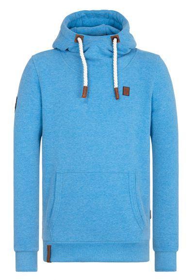 Supapimmel IX Sky Blue Melange | Unique hoodies, Hooded