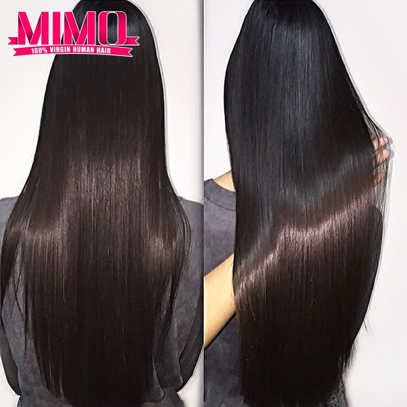 Hair Weaving 7a Malaysian Straight Hair 4 Bundles Grace Hair