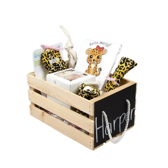 , Baby Girl Gift Basket, Custom Name Bodysuit, Organic Baby Clothes, Cheetah Baby Shower, Safari Baby Basket, Organic Baby Outfit, Cute Baby, My Babies Blog 2020, My Babies Blog 2020