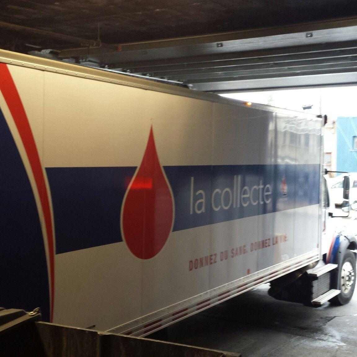 Une belle collecte de sang!