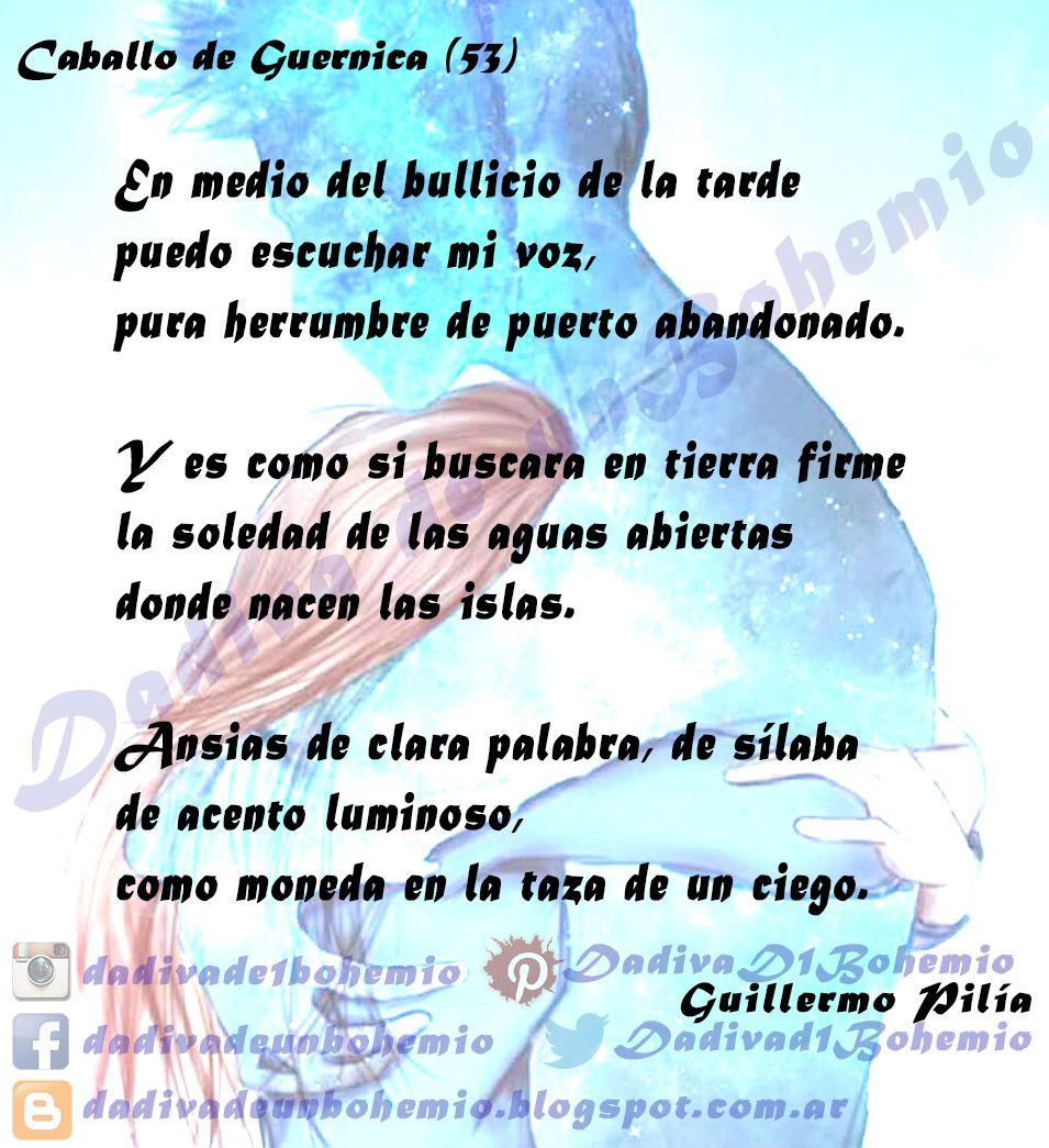Caballo de Guernica (53)- Guillermo Pilía