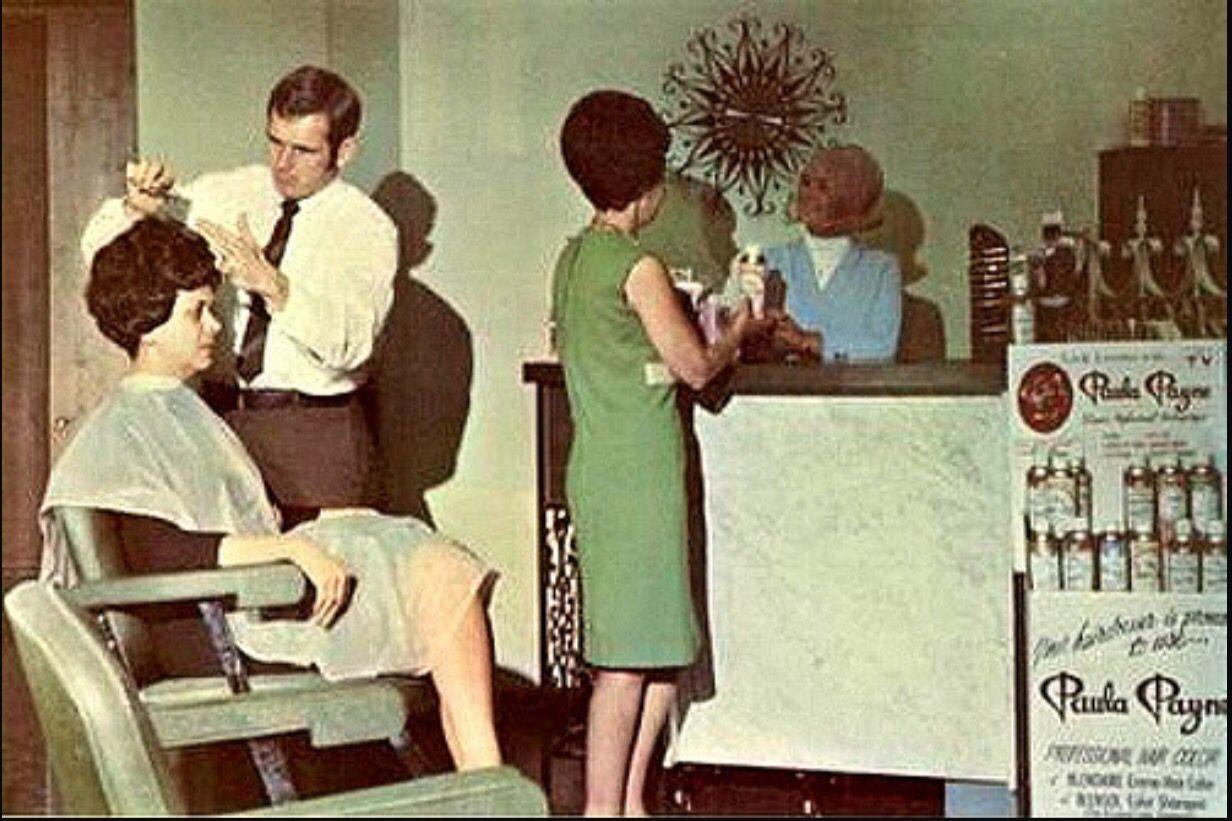 Old Salon Vintage Hair Salons Vintage Beauty Salon Retro Inspired Hair