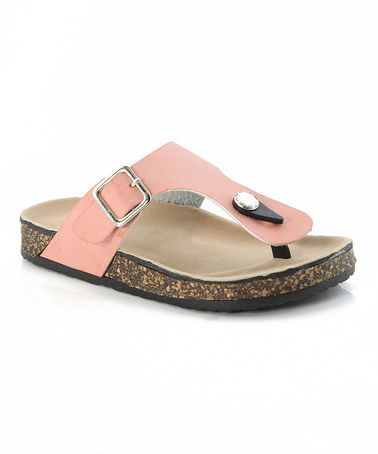 Anna Shoes Pink Glory Sandal | Sandals