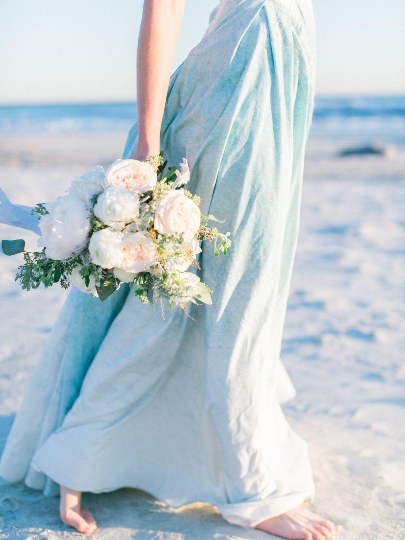 Ice blue wedding inspiration via magnolia rouge revuuud summer