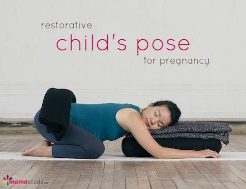pin on prenatal yoga poses and videos