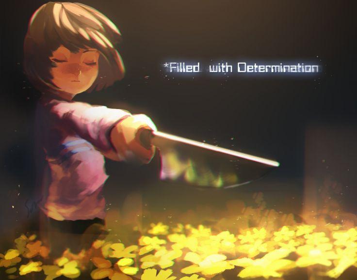 Cropped Frisk Undertale Knife Legeh Undertale Wallpaper Background Undertale Determination Undertale Undertale Art