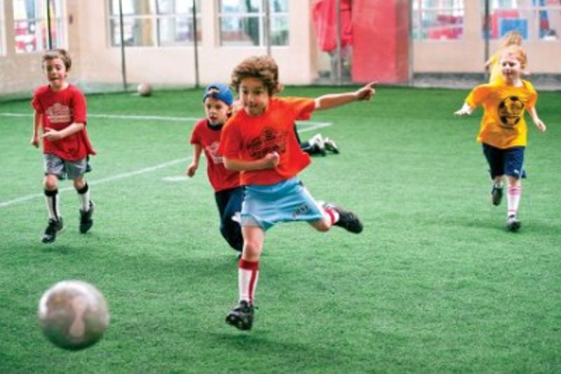 Busy Bee Soccer #Kids #Events