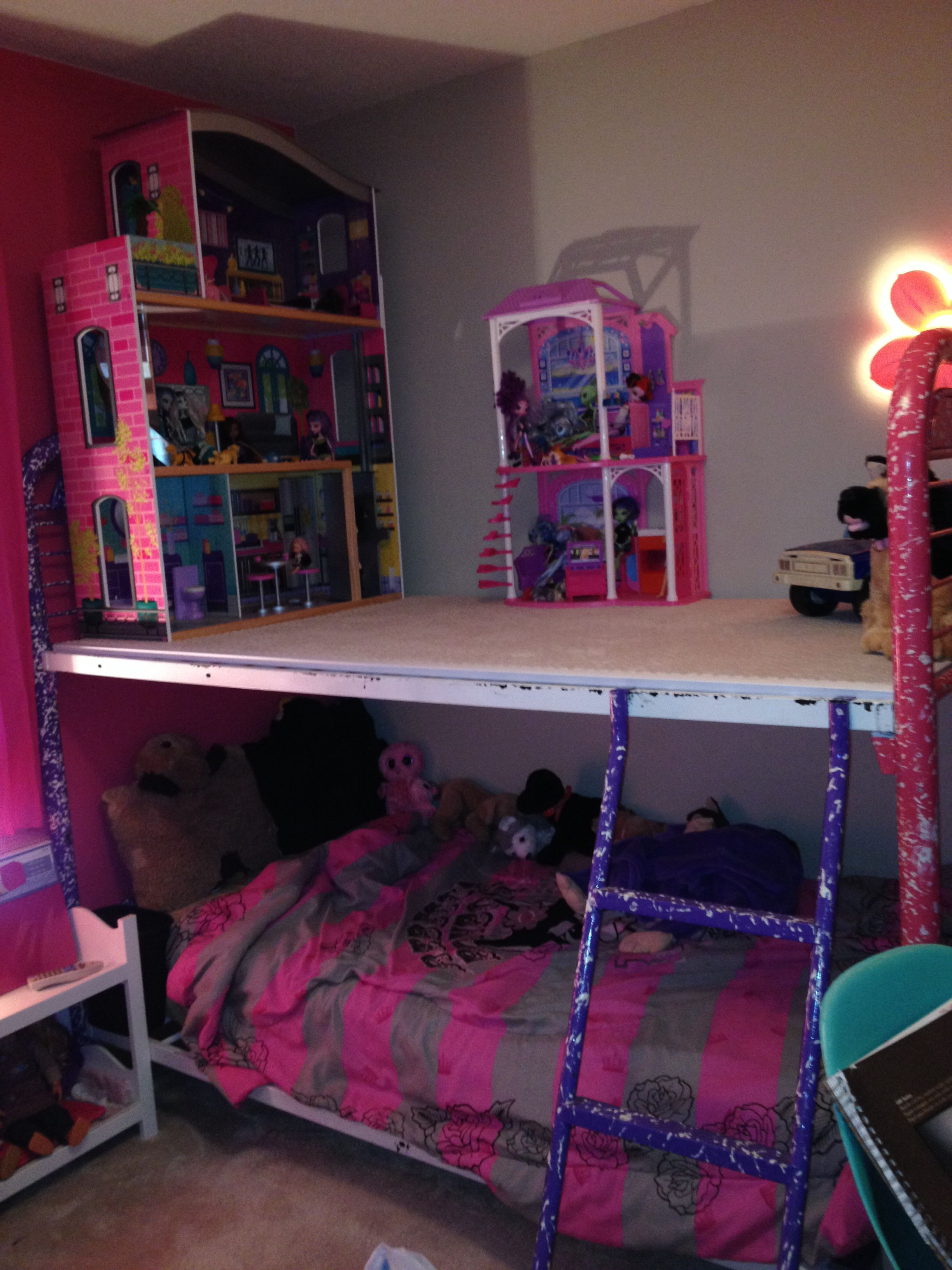 Girls Bedroom Ideas For Every Child: Girls Bedroom, Bunk