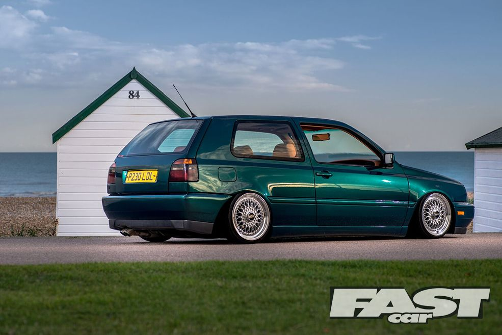 Supercharged Mk3 Vw Golf Vr6 Golf Coche Autos