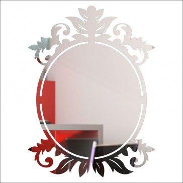 Espelho Decorativo Europeu Retro Espelho Acrilico Espelhos