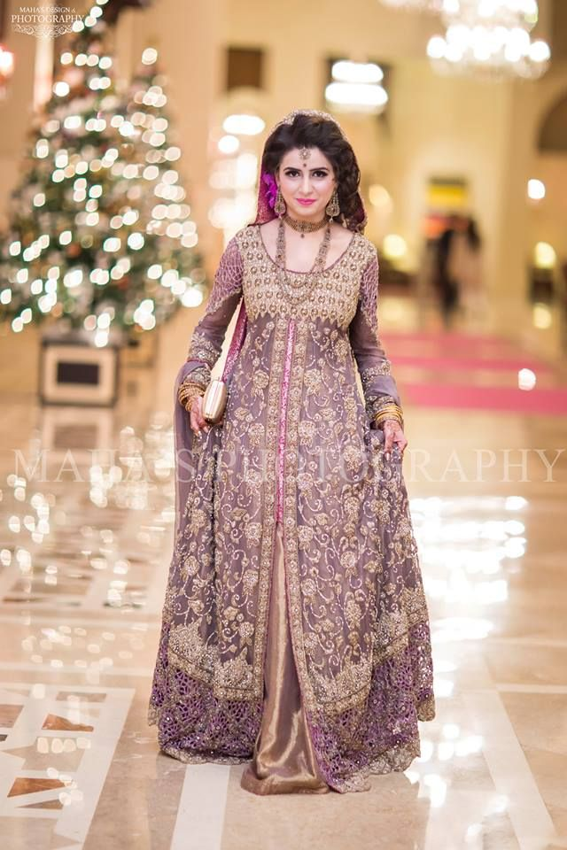 Latest Bridal Gowns Trends & Designs Collection 2018-2019 ...
