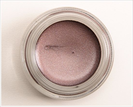 MAC Frozen Violet Pro Longwear Paint Pot Review, Photos, Swatches    ($18.50 for 0.17 oz.)