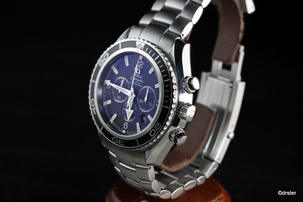Seamaster Planet Ocean Chronograph | Omega