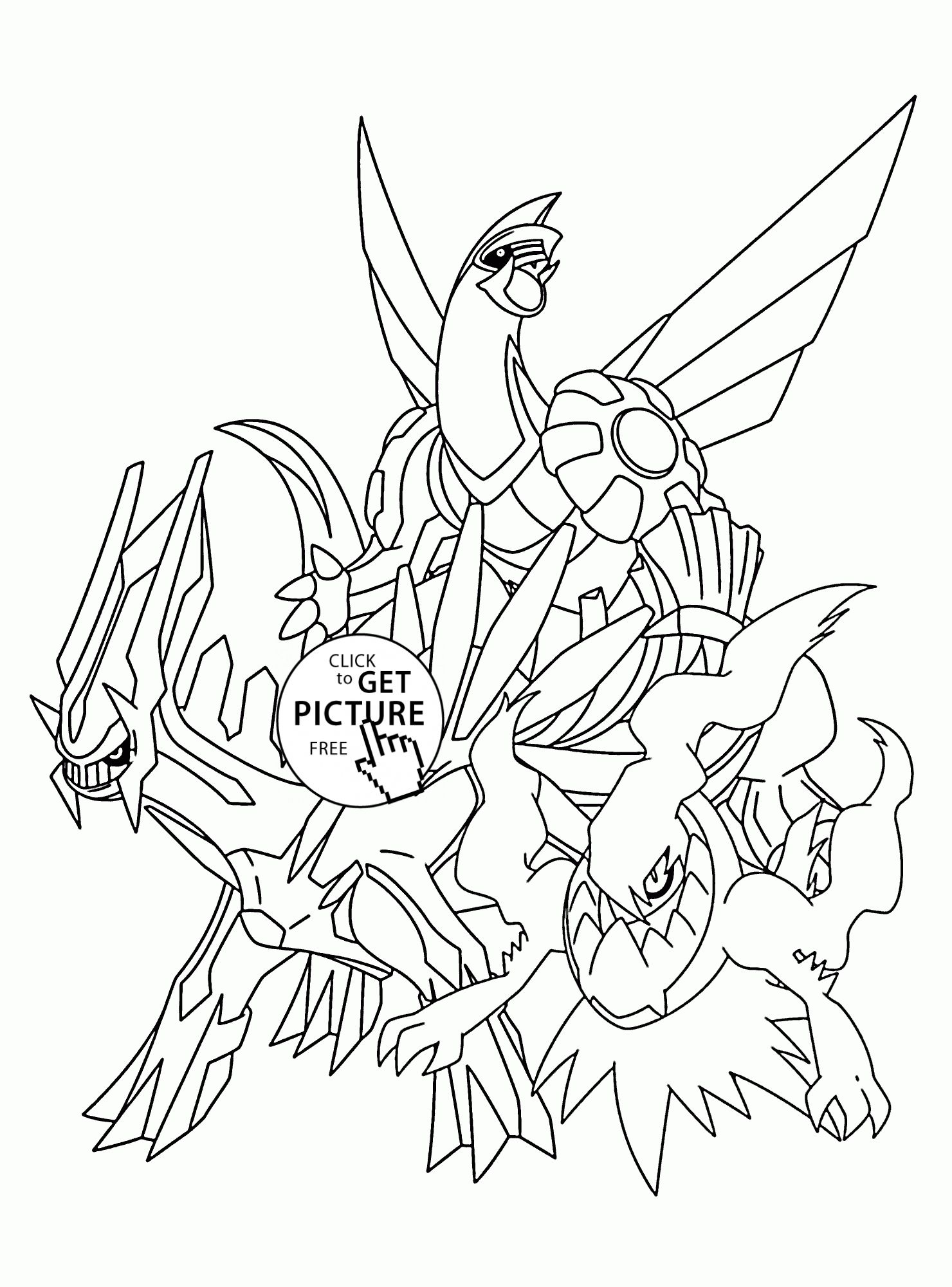 12+ Inspiration Image of Free Printable Pokemon Coloring Pages