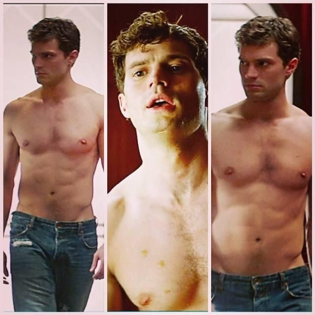 Hope you are enjoying your day. If not maybe this view will help #FiftyShades #JamieDornan pic.twitter.com/H6KYRewMZA