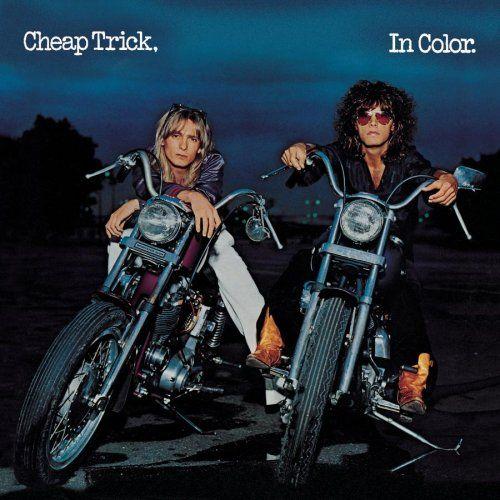 Cheap Trick In Color Album Covers Cheap Trick Album