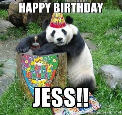 Image Result For Jess Birthday Meme Funny Happy Birthday Meme Happy Birthday Brother Happy Birthday Funny