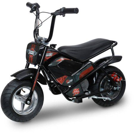 Monster Moto Classic Electric Mini Bike Assorted