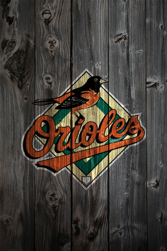 Baltimore Orioles iPhone Wallpaper Background MLB