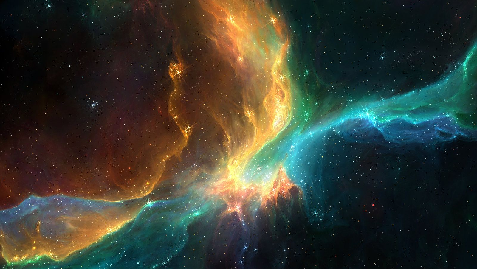 Like the pheonix by hellsescapeartist space the final - Final space wallpaper ...